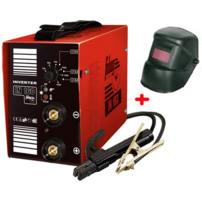 Инвертор для ручной дуговой сварки постоянным током Fubag IN 163 + маска