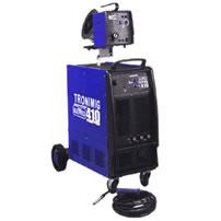 Полуавтоматический сварочный аппарат Blueweld TRONIMIG 410 SYNER/PULSE R.A.