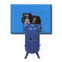 Ременной двуступенчатый компрессор ABAC B 6000/270 V 7.5 HP