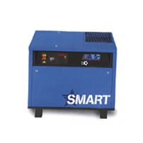 Винтовой компрессор ABAC SMART 2010