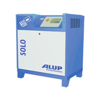 Винтовой компрессор ALUP Solo-7,5