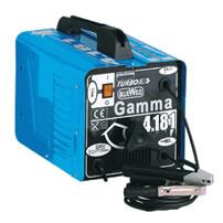 бытовые электродные сварочные аппараты Blueweld GAMMA 4.181