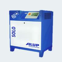 Винтовой компрессор ALUP SOLO 11 Plus-О с ресивером*