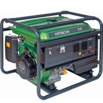 Бензиновый генератор Hitachi E57S (с электростартером)