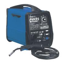 Полуавтоматический комбинированный сварочный аппарат Blueweld COMBI 132 Turbo