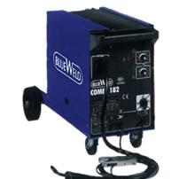 Полуавтоматический комбинированный сварочный аппарат Blueweld COMBI 182 Turbo