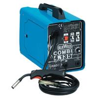 Полуавтоматический комбинированный сварочный аппарат Blueweld COMBI 4.135 Turbo