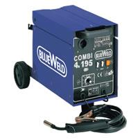 Полуавтоматический комбинированный сварочный аппарат Blueweld COMBI 4.195 Turbo