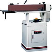 Ленточная шлифовальная машина JET  EHVS-80 (станок для шлифования кантов)