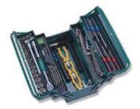 Универсальный набор инструмента Jonnesway C-3DH201 Универсальный набор (инструментальный ящик) торцевых головок 1/2
