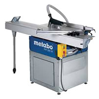 Отрезная машина Metabo PKF 255 V8 WN