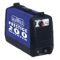 Сварочный инвертор Blueweld PRESTIGE 200/1 +комплект в кейсе