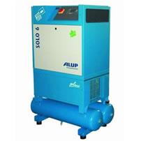 Винтовой компрессор ALUP SOLO 6 Plus-O с ресивером*