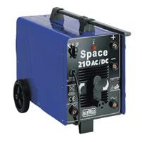 Сварочный трансформатор Blueweld Сварочный аппарат SPACE 220 AC/DC