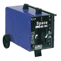 Сварочный трансформатор Blueweld Сварочный аппарат SPACE 280 AC/DC