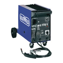 Полуавтоматический сварочный аппарат Blueweld VEGAMIG 170/1 Turbo