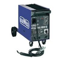 Полуавтоматический сварочный аппарат Blueweld VEGAMIG 180/2 Turbo