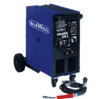 Полуавтоматический сварочный аппарат Blueweld MEGAMIG 270S