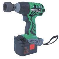 Ударный аккумуляторный гайковерт Hitachi WR14DMR